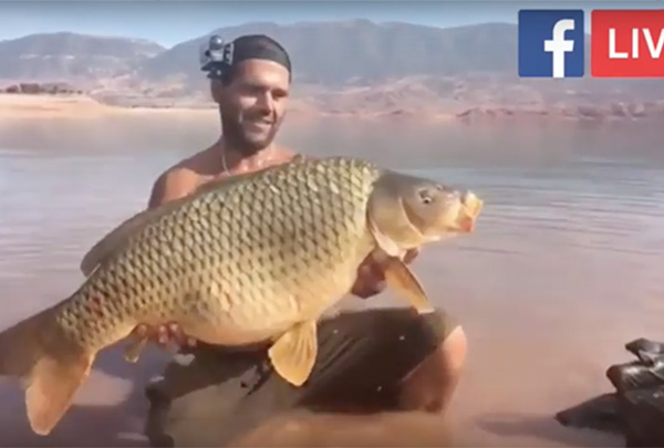 Carp fishing videos for Fishing youtube channels
